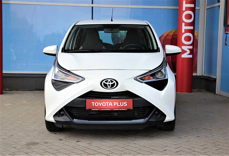 Toyota Aygo 1.0 AT