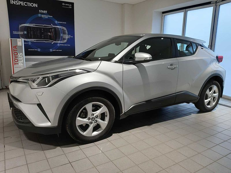 Toyota C-HR 1.2L Turbo