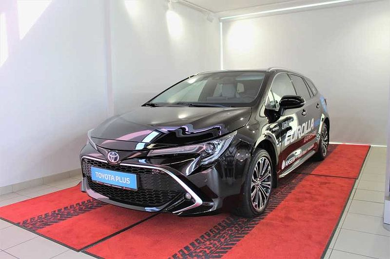 Toyota Corolla Touring Sports Hybrid Luxury