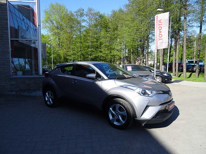 Toyota C-HR Crossover Turbo Active